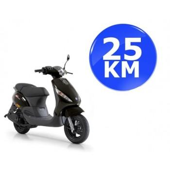 Piaggio Zip 4Takt 25km/p Zwart