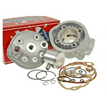 Cilinderkit Airsal 80cc Minarelli AM6 LC
