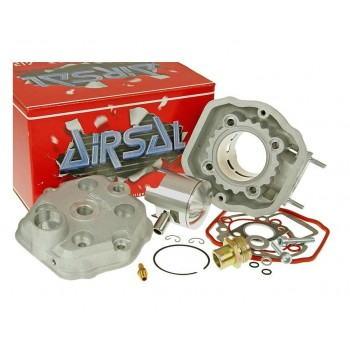 Cilinderkit Airsal 70cc Piaggio & Gilera LC