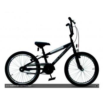 """BMX Kinderfiets 20"""" Golden Lion Shiny Black"""