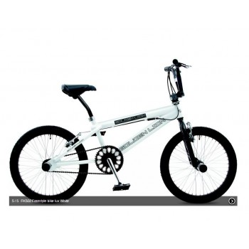 "BMX Kinderfiets 20"" Golden Lion Freestyle White"