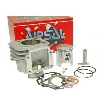 Cilinder Airsal 70cc T6 Minarelli Veritcaal AC