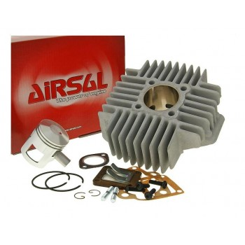 Cilinder Airsal 70cc Tomos A35 AC