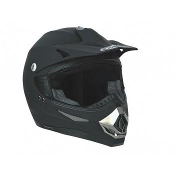 Helm Speeds Cross Mat Zwart