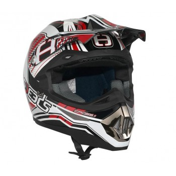 Helm Speeds Cross ll Graphic Rood