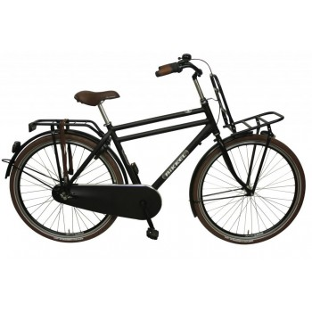 Fiets Bikkel BT Nexus 3V Heren Satin Black