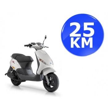Piaggio Zip 4Takt 25km/p Wit
