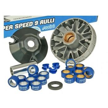 Variateur Polini Super Speed 9 Roller Piaggio 2Takt