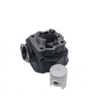 Cilinder Edge 50cc Gietijzer Derbi Senda R / GPR Waterkoeling