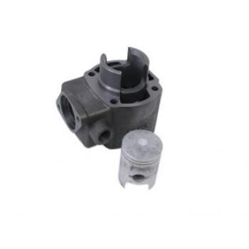 Cilinder Edge 50cc Gietijzer Kymco Top Boy / Dink Waterkoeling