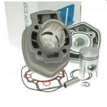 Cilinder Motoforce 50cc Piaggio Aluminium Waterkoeling
