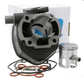 Cilinder Motoforce Eco Quality 50cc Minarelli Horizontaal Waterkoeling