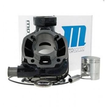 Cilinder Motoforce Eco Quality 50cc Peugeot Verticaal Waterkoeling