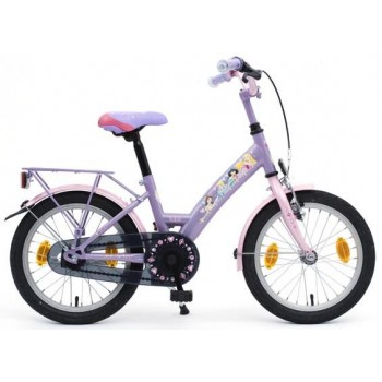 "Kinderfiets 16"" Princess Girls Roze"