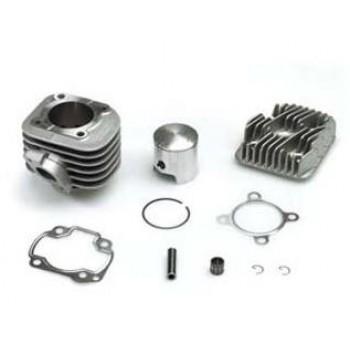 Cilinder Top Performance 70cc Aluminium Minarelli Horizontaal Luchtkoeling