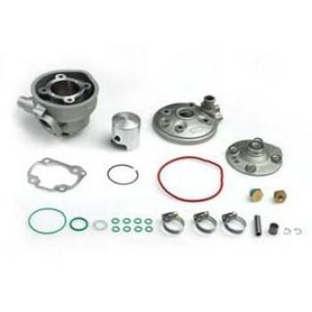 Cilinder Top Performance 70cc TPR Aluminium Minarelli Horizontaal waterkoeling