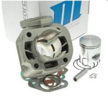 Cilinder Motoforce Aluminium 50cc Minarelli Horizontaal Luchtkoeling