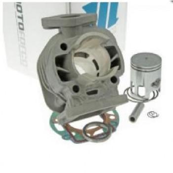 Cilinder Motoforce Aluminium 50cc Minarelli Verticaal Luchtkoeling