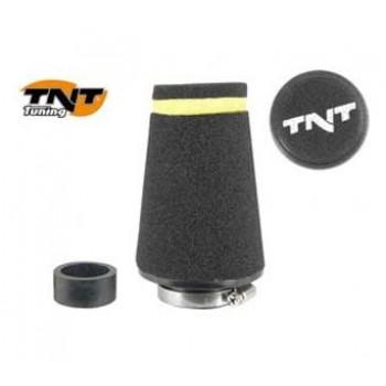 Luchtfilter TNT Klein 28/35 mm Zwart