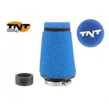 Luchtfilter TNT Klein 28/35 mm Blauw