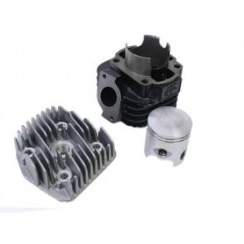 Cilinder DR 70cc Minarelli Horizontaal AC