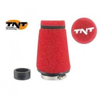 Luchtfilter TNT Klein 28/35 mm Rood