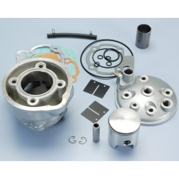 Cilinder Polini 80cc Aluminium Minarelli AM6 Waterkoeling