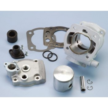 Cilinder Polini 80cc Derbi Senda Aluminium Waterkoeling