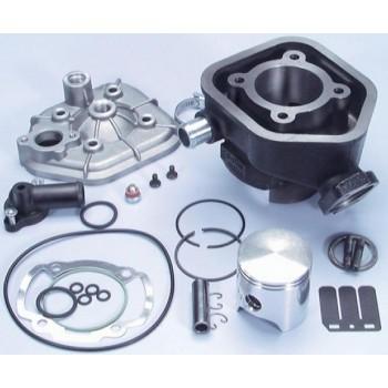 Cilinder Polini Ghisa 70cc Peugeot Verticaal Waterkoeling