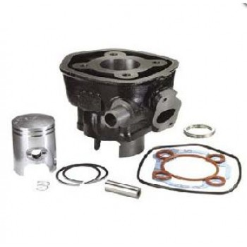 Cilinder TM 50cc Minarelli Horizontaal Waterkoeling