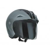 Helm Speeds Jet Sportief Zilver / Zwart