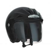Helm Speeds Jet Sportief Zwart