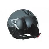 Helm Speeds Jet Fashion Soft Touch Antraciet