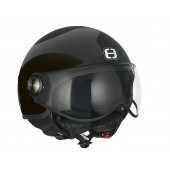 Helm Speeds Jet Cool Zwart