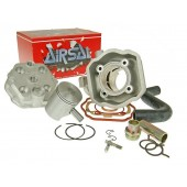 Cilinderkit Airsal T6 70cc Peugeot Veritcaal LC