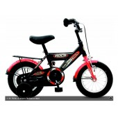 "Kinderfiets 12"" Golden Lion Boys Saphire Black"