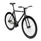 Retro Style Fiets Cheatah Bikes 28'' Heren Zwart