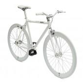 Retro Style Fiets Cheatah Bikes 28'' Heren Wit