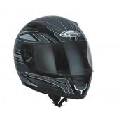 Helm Speeds integraal Evolution II Graphic Zilver