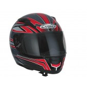 Helm Speeds integraal Evolution ll Graphic Rood