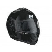 Helm Speeds Systeem Flip-Up Comfort Zwart