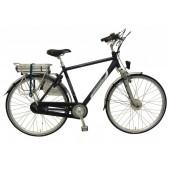 Elektrische fiets Bikkel Heren Ibee T2 Nexus 7V 14,5A Darkblue