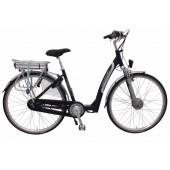 Elektrische fiets Bikkel Dames Lage Instap Ibee T2 Nexus 7V 14,5A