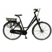 Elektrische fiets Bikkel Dames Ibee CY Nexus 7V 14,5A Mattblack