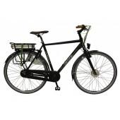 Elektrische fiets Bikkel Heren Ibee CY Nexus 7V 14,5A Mattblack