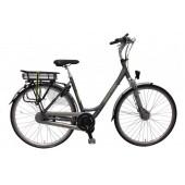Elektrische fiets Bikkel Ibee MT Dames Nexus 8V 14.5A Concrete