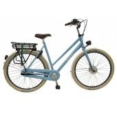 Elektrische fiets Bikkel Ibee Dotcom Dames Nexus 3V 14,5A Daisy blue