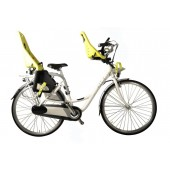 Fiets Bikkel Mama Dames Nexus 7V White with coloured bubbles