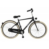 Fiets Bikkel Dotcom Nexus 3V Heren Satin Black