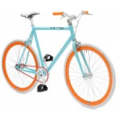 Retro Style Fiets Cheatah Bikes 28'' Heren Mint